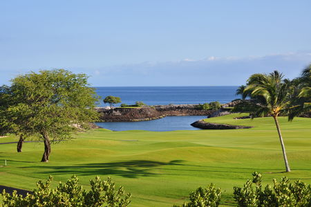 The fairmont orchid south course cover picture