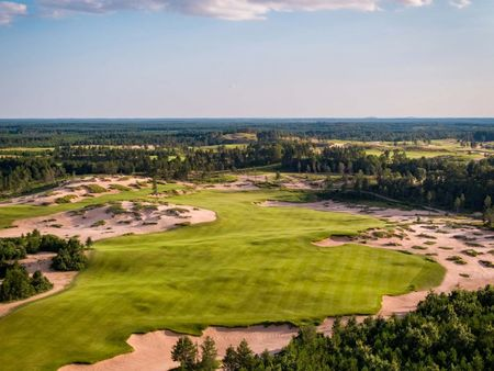 Overview of golf course named Sand Valley Golf Resort - Mammoth Dunes Course