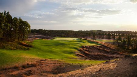 Sand valley golf resort sand valley course cover picture