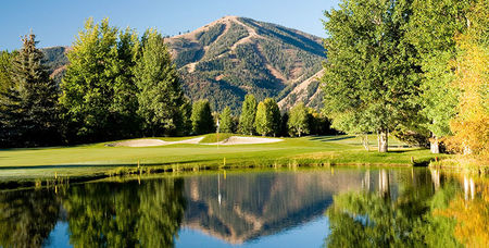 Sun valley resort trail creek golf course cover picture