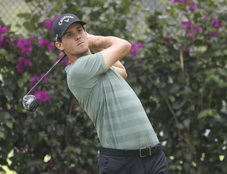 Chapultepec golf club thomas pieters checkin picture