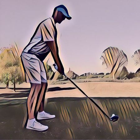 Avatar of golfer named Christian Bauer