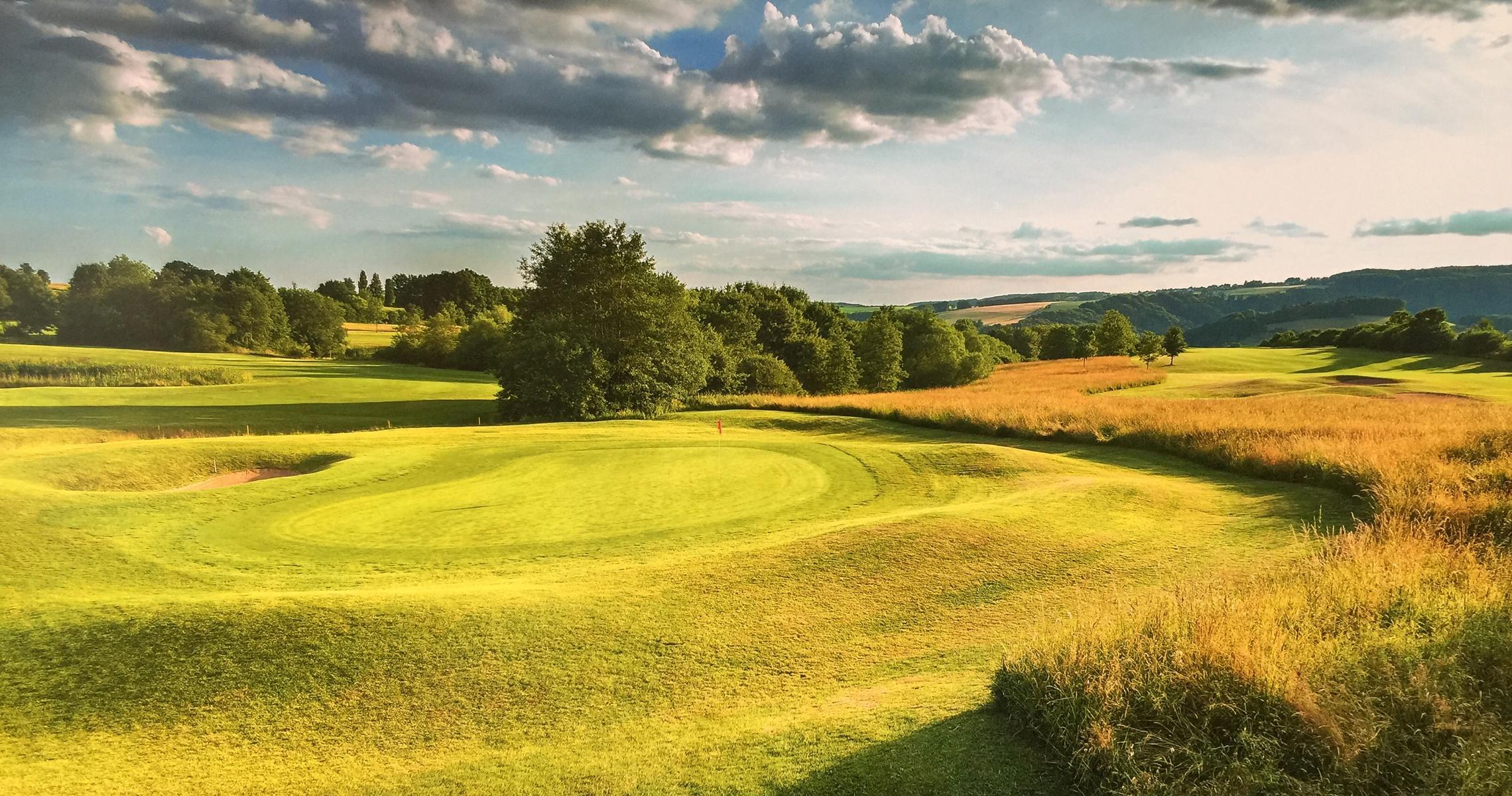 Overview of golf course named Golf-Resort Bitburger Land