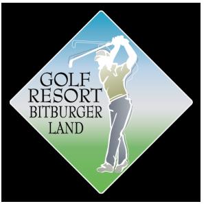 Logo of golf course named Golf-Resort Bitburger Land