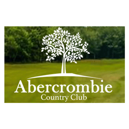 Logo of golf course named Abercrombie Golf Club