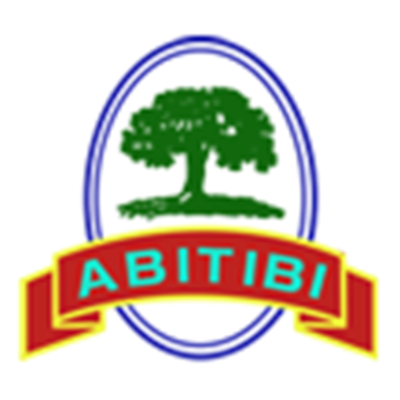 Logo of golf course named Abitibi Golf Club