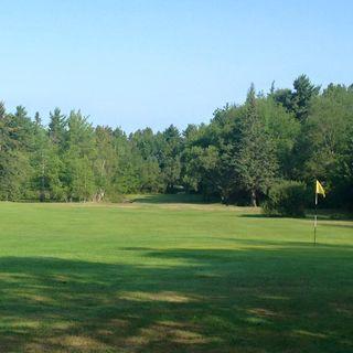 Above par golf course cover picture