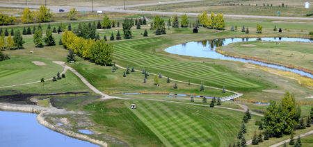 Overview of golf course named Acme Golf Club