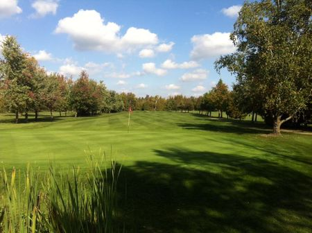 Acton golf club cover picture