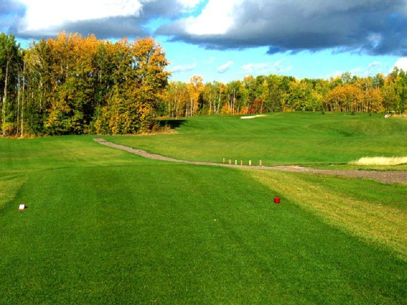 Alberta beach golf course cover picture