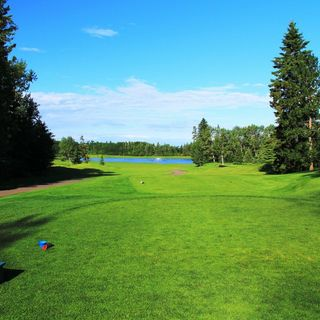 Alberta springs golf resort cover picture
