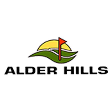 Logo of golf course named Alder Hills Golf Club