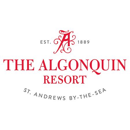 Logo of golf course named Algonquin Golf Course