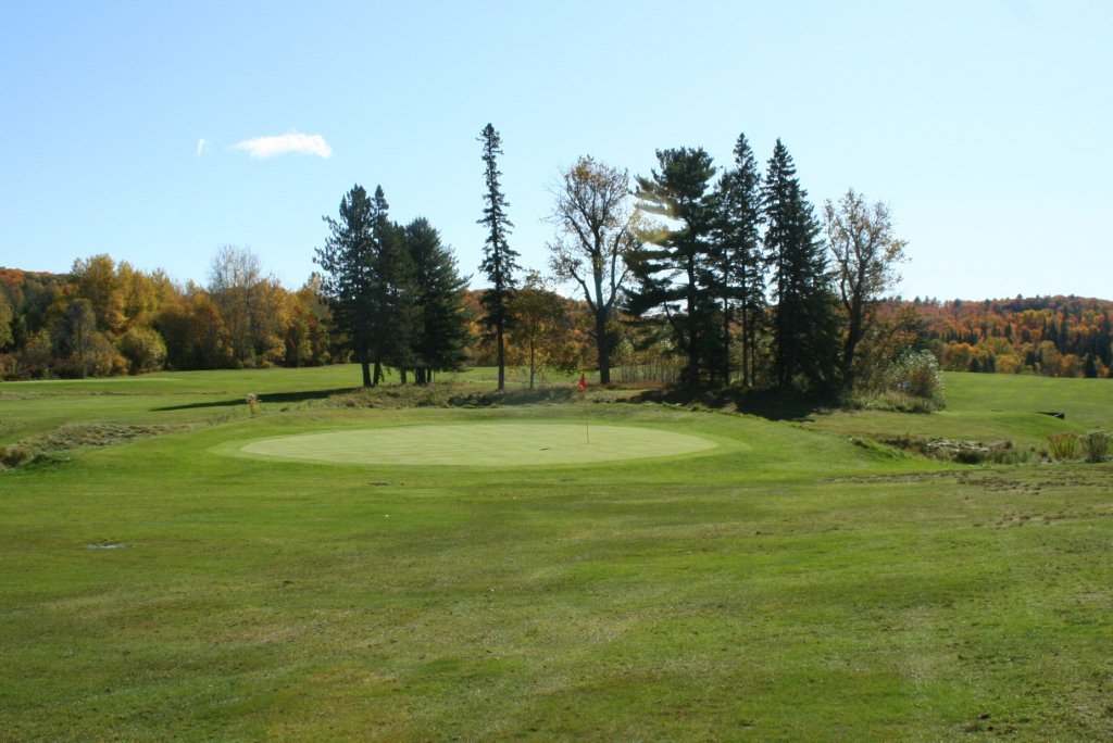 Overview of golf course named Almaguin Highlands Golf and Country Club