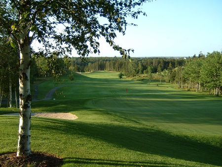 Overview of golf course named Antigonish Golf and Country Club