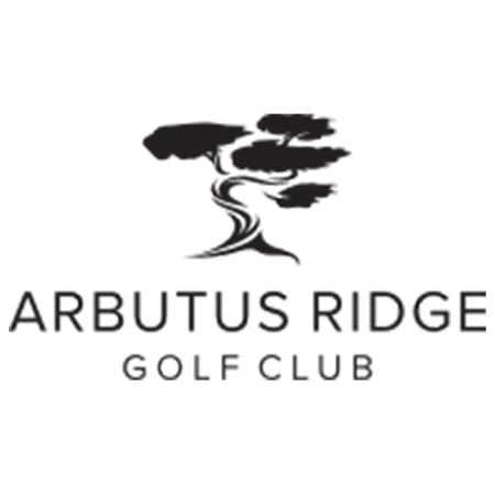 Logo of golf course named Arbutus Ridge Golf Club