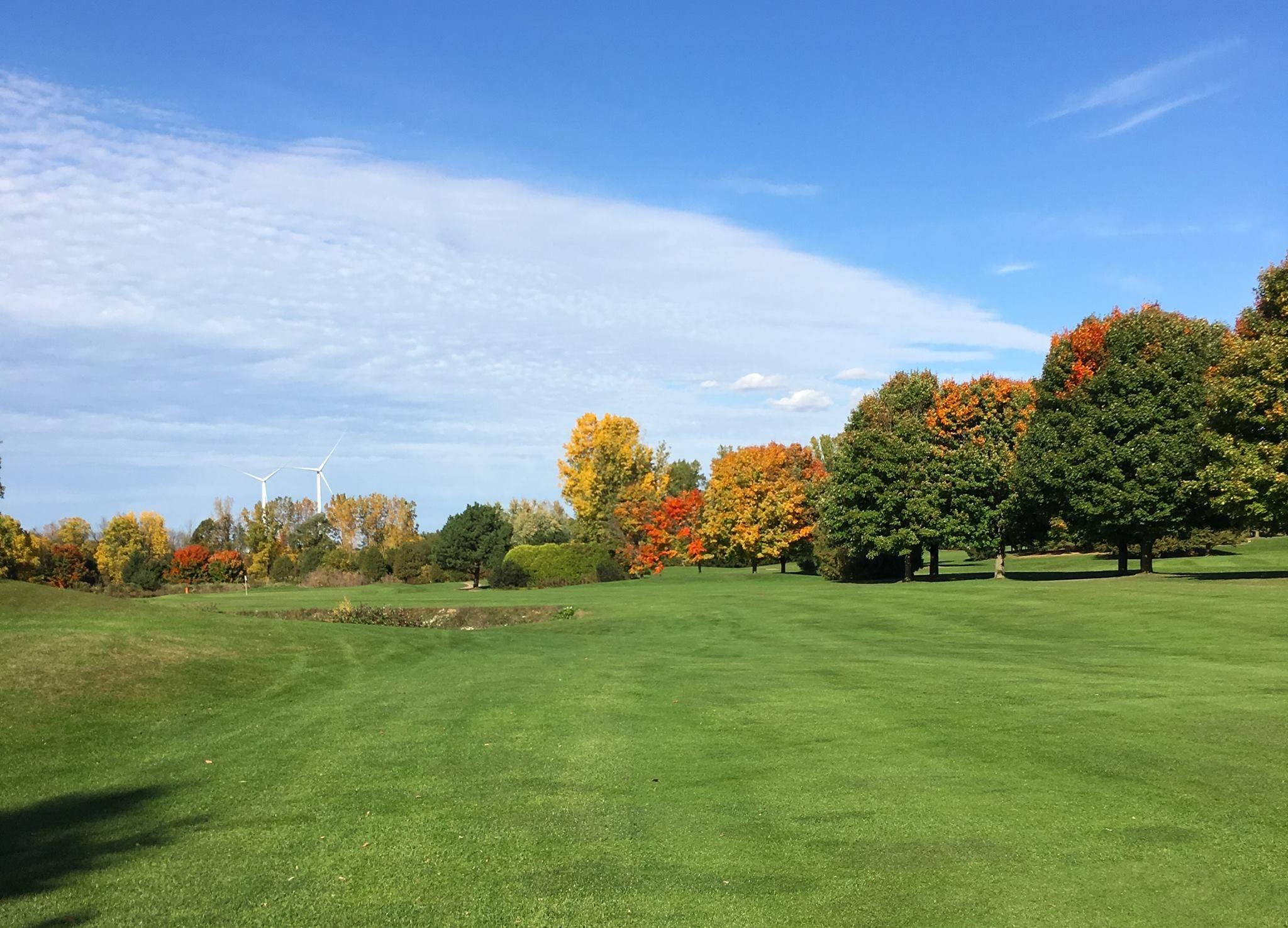Arkona fairways golf course cover picture