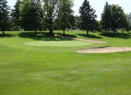Arrowdale public golf course cover picture
