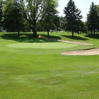 Arrowdale public golf course cover picture