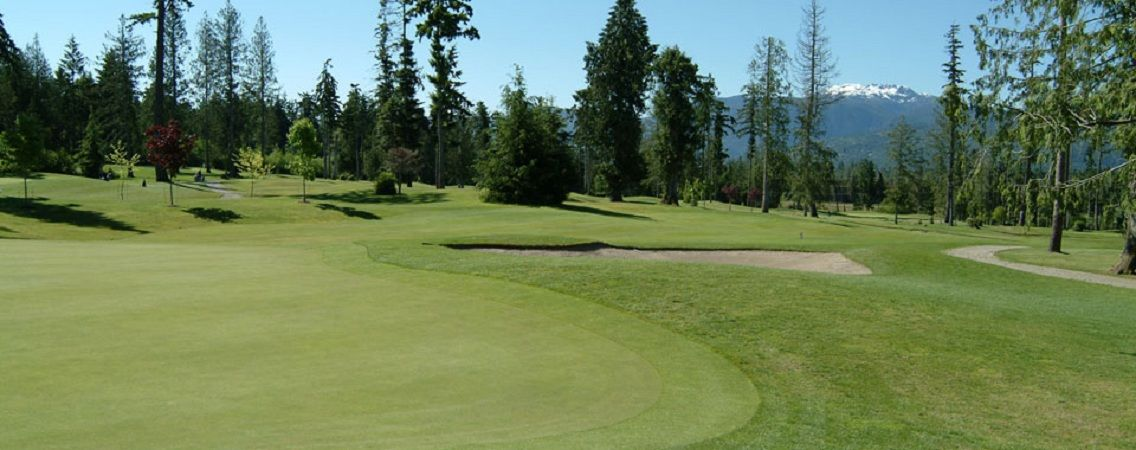 Arrowsmith golf and country club cover picture