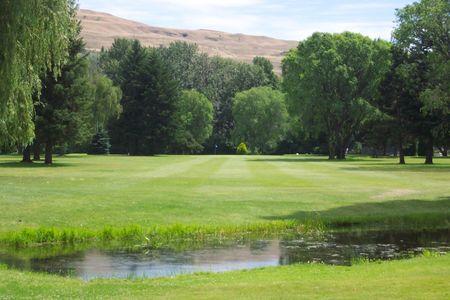 Aspen Golf Course Cover