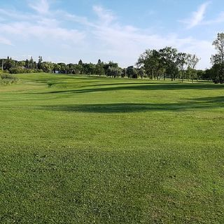 Assiniboine golf club cover picture