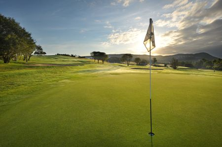 Overview of golf course named Bally Haly Golf and Country Club
