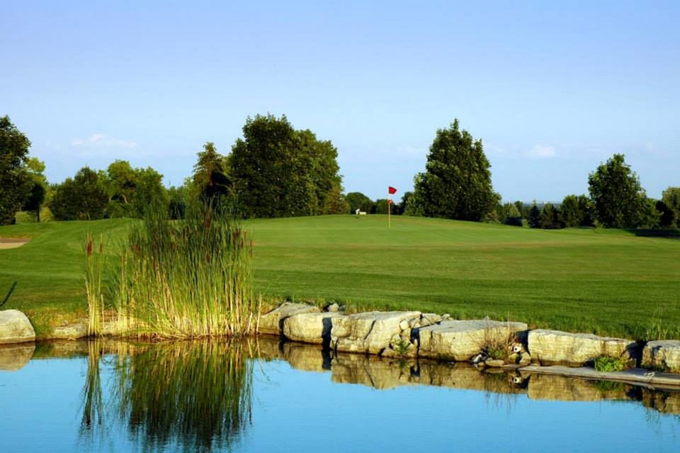 Banty s roost golf and country club cover picture