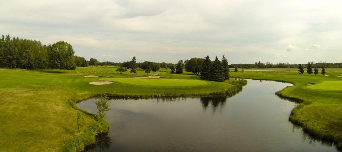 Barrhead golf club cover picture