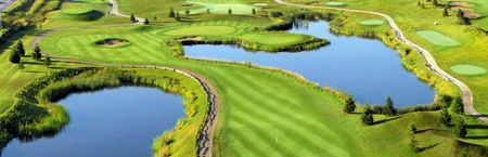 Baxter creek golf club cover picture