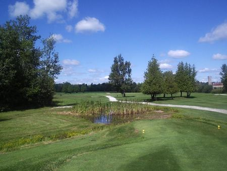 Beckwith Golf Club Cover Picture