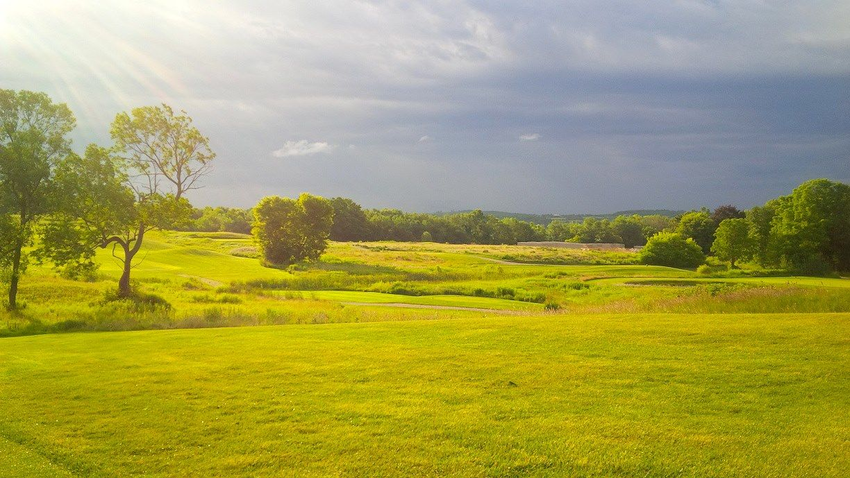 Bellmere winds golf club cover picture