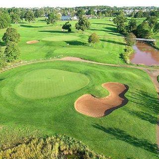 Belvedere golf club cover picture