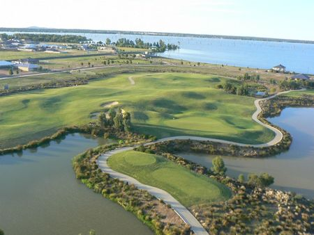 Black Bull Golf Course Cover Picture