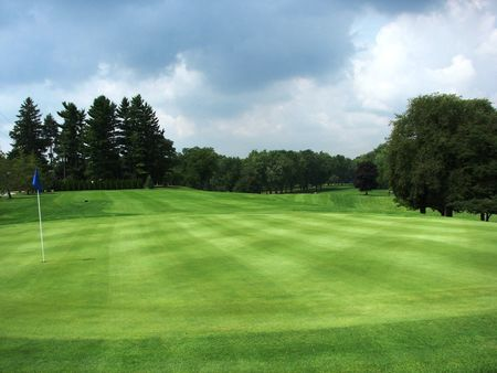 Black river golf and country club cover picture