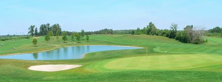 Overview of golf course named Blackhorse Golf and Country Club