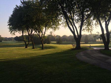 Blenheim Community Golf Club Cover Picture