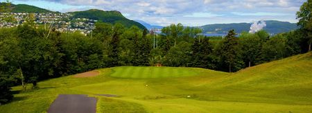 Overview of golf course named Blomidon Golf and Country Club