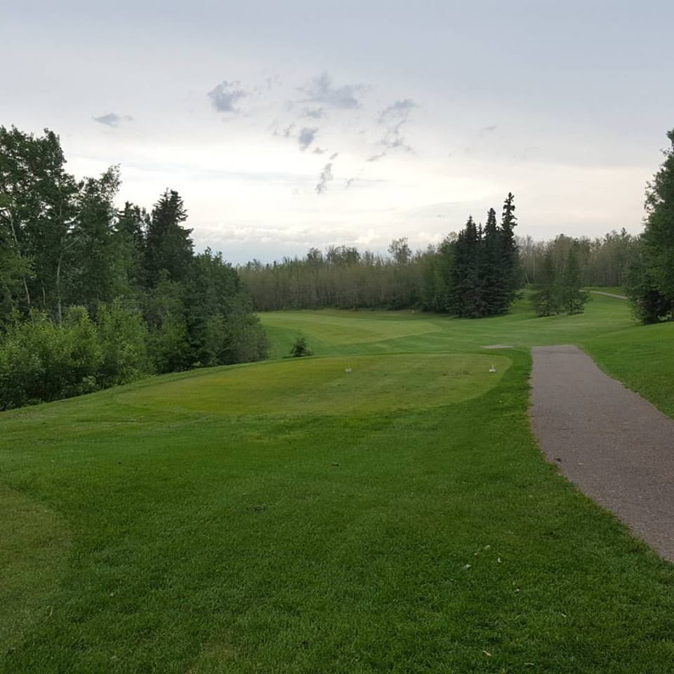 Bonnyville golf and country club cover picture