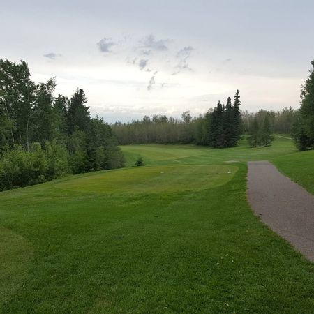 Overview of golf course named Bonnyville Golf and Country Club