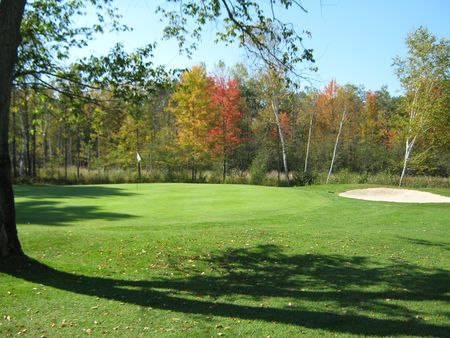 Overview of golf course named Borden Golf Course
