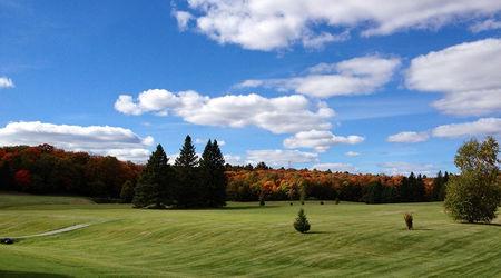 Overview of golf course named Bracebridge Golf Club