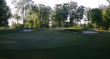 Overview of golf course named Brampton Golf Club