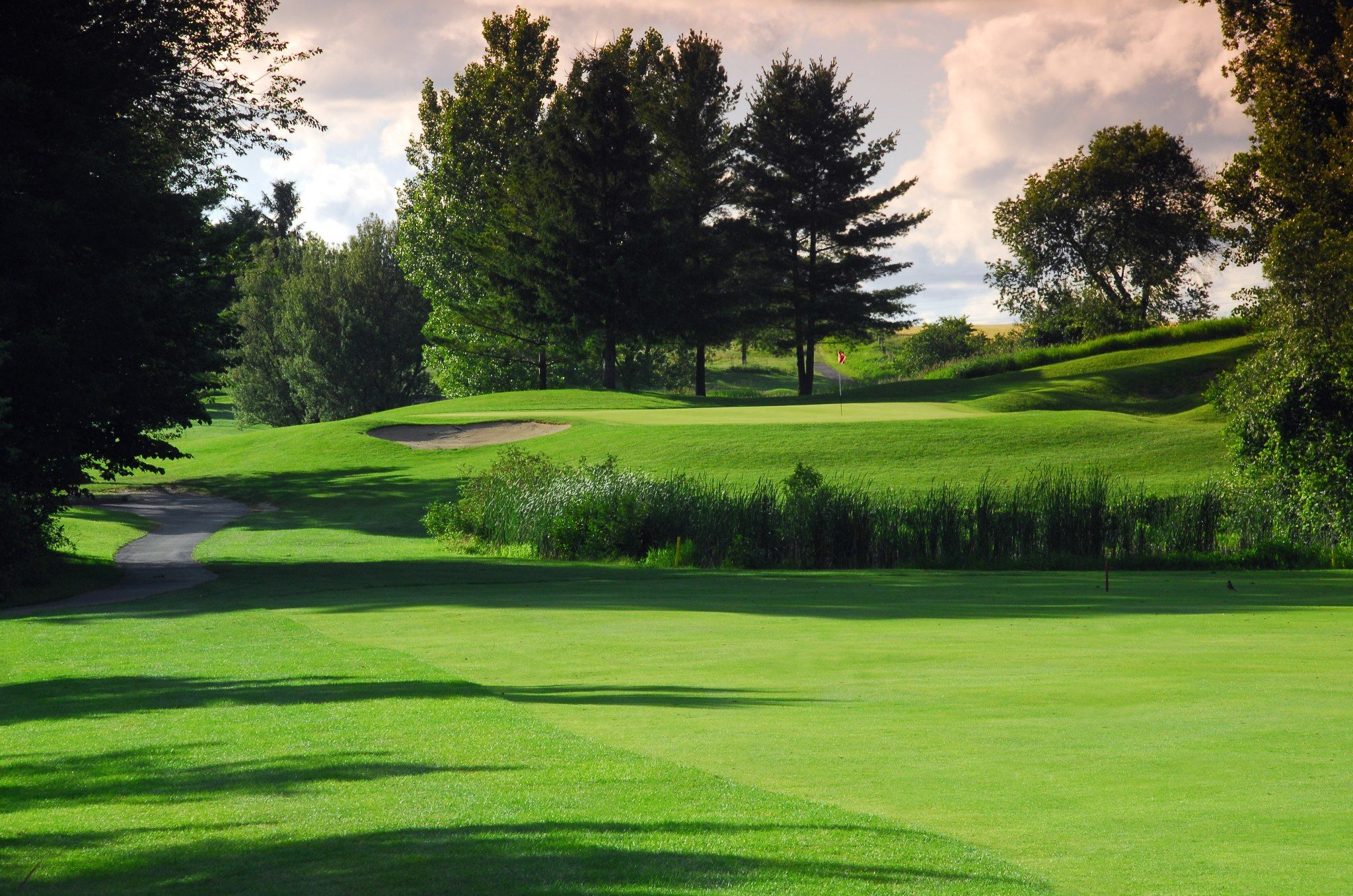 Brant valley golf course cover picture