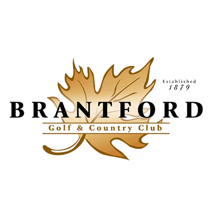 Logo of golf course named Brantford Golf and Country Club