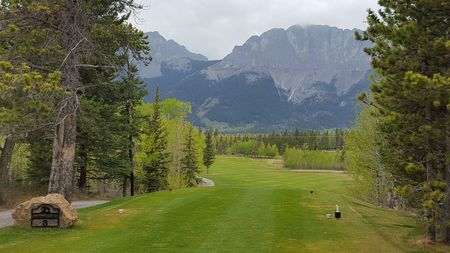 Overview of golf course named Brewster's Kananaskis Ranch Golf Course