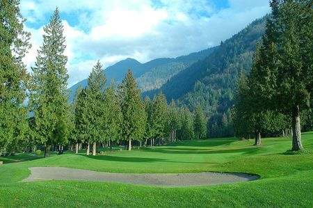 Bridal falls golf club cover picture
