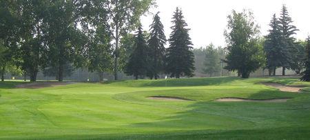 Broadmoor public golf course cover picture