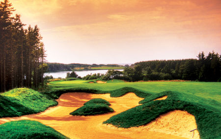 Brudenell river golf course cover picture
