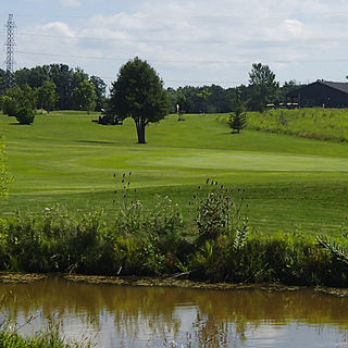 Caistorville golf club cover picture